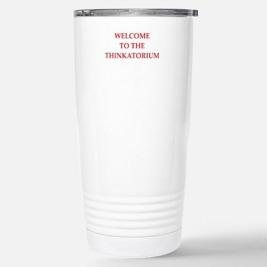 think tank Travel Mug
