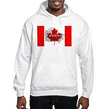 Canada Flag Extra Hoodie