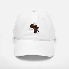 Africa was Born in Me Baseball Baseball Cap