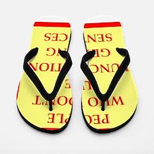 punctuation Flip Flops