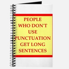 punctuation Journal