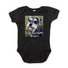 saltydog.psd Baby Bodysuit