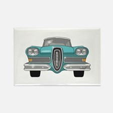 1958 Ford Edsel Rectangle Magnet