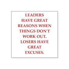 leader Sticker