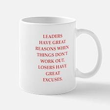 leader Mugs