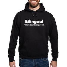 Bilingual Superpower Hoodie