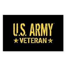 U.S. Army: Veteran Decal