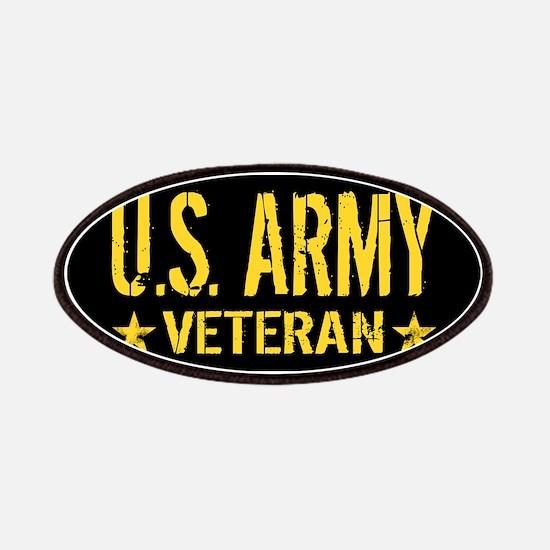 U.S. Army: Veteran (Gold Stars) Patch
