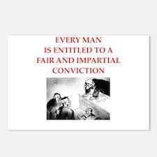 trial Postcards (Package of 8)