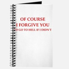 forgiveness Journal
