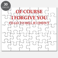 forgiveness Puzzle