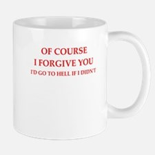 forgiveness Mugs