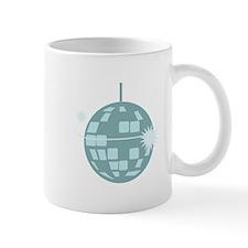 Mirror Ball Mugs