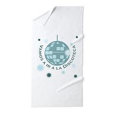 Discoteca Beach Towel