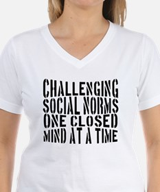CHALLENGING SOCIAL NORMS T-Shirt