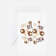 Bite Off Greeting Cards
