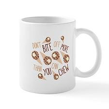 Bite Off Mugs