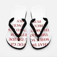 astronomy Flip Flops