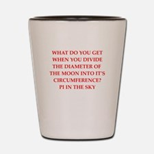 astronomy Shot Glass