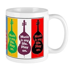 Music is my Life Mugs