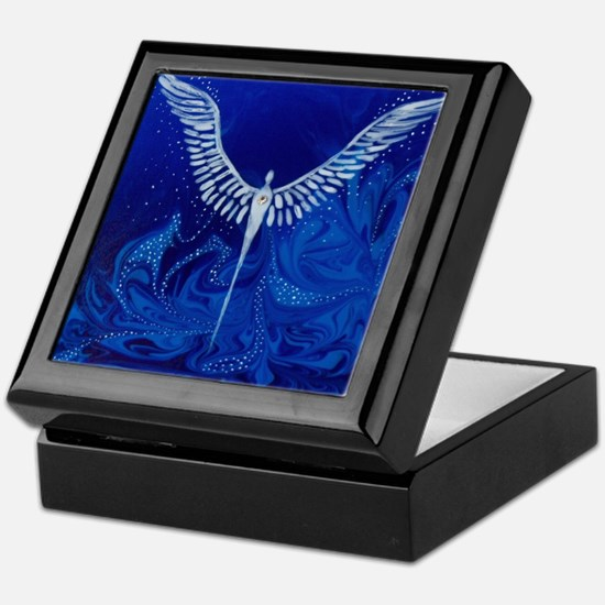 The Protector Keepsake Box