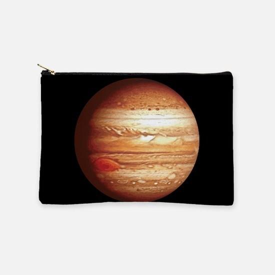 Planet Jupiter Makeup Bag