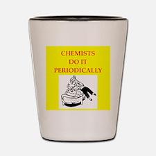 chemistry Shot Glass