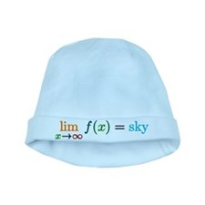 Sky's the limit baby hat