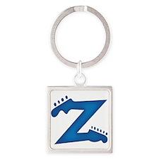Guitar Z Keychains
