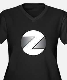 Z Plus Size T-Shirt