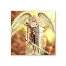 Angel Michael Sticker