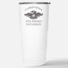 Navy Corpsman Travel Mug