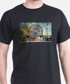 Wonder Wheel Park T-Shirt