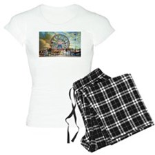 Wonder Wheel Park Pajamas
