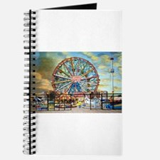 Wonder Wheel Park Journal