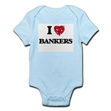 I Love Bankers Body Suit