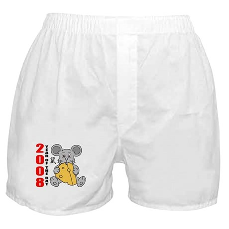 Year of The Rat 2008 Boxer Shorts