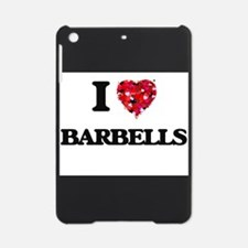 I Love Barbells iPad Mini Case