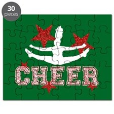 Cheerleader Puzzle