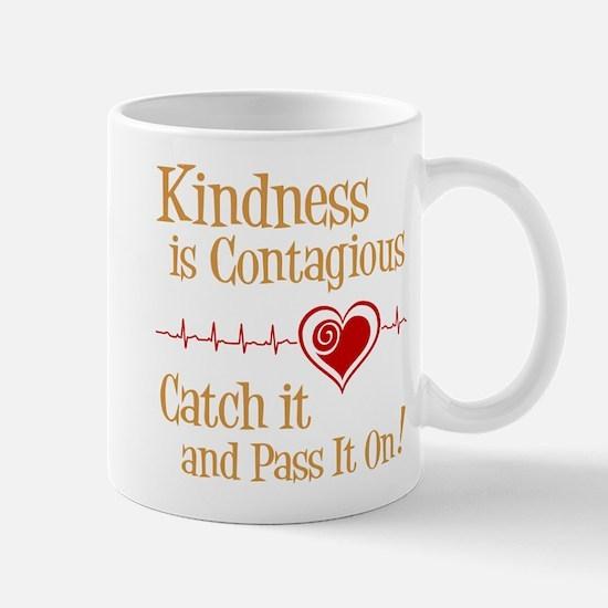CONTAGIOUS KINDNESS Mug