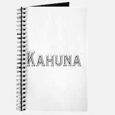 Kahuna Journal