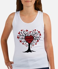 Donate Life Tree Women's Tank Top