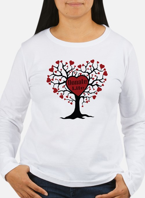 Donate Life Tree T-Shirt