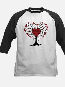 Donate Life Tree Kids Baseball Jersey