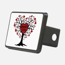 Donate Life Tree Hitch Cover
