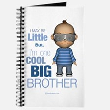 Little Cool Big Brother Journal