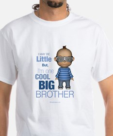 Little Cool Big Brother Shirt