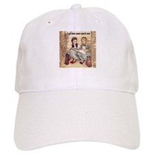 Dorothy and Alice Baseball Baseball Baseball Cap