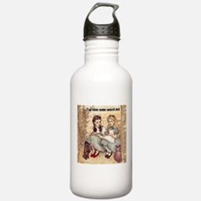 Dorothy and Alice Water Bottle