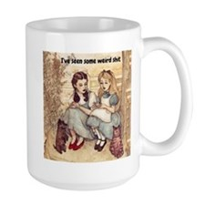 Dorothy and Alice Mugs